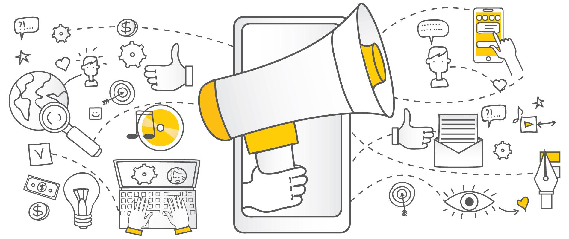 dijital pazarlamanın 7 faydası
